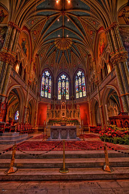 Cathedral Of St. John The Baptist Hdr Original