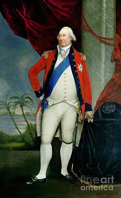 Painting - Charles Cornwallis by Granger