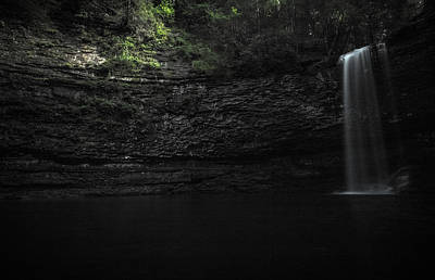 Photograph - Cherokee Falls by Mike Dunn