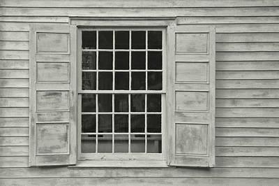Photograph - Church Window by JAMART Photography