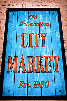 Photograph - City Market by Denis Lemay