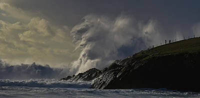 Photograph - Clogher Madness by Barbara Walsh