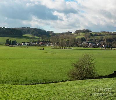 Photograph - countryside of dutch Zuid Limburg by Perry Van Munster
