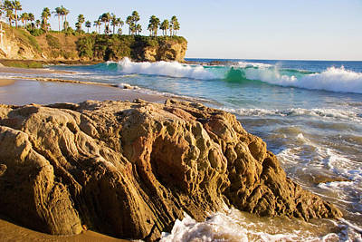 Photograph - Crescent Bay, Laguna Beach, California by Utah Images
