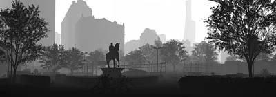 Sunset Digital Art - Crysis 2 by Super Lovely