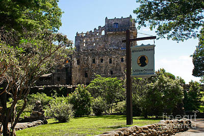 Photograph - Gillette Castle State Park. East Haddam, Connecticut. by New England Photography