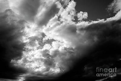 Photograph - Cumulonimbus Clouds by Jim Corwin