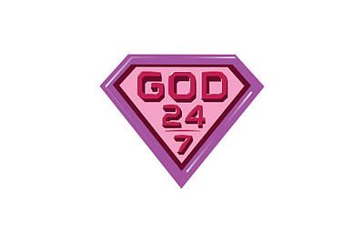 Taylor Swift Digital Art - 3 D Pink/purple by Roshanda Prior