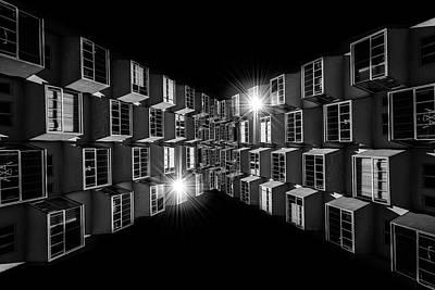 Digital Art - 3 D Transformation In Deep by Tommytechno Sweden
