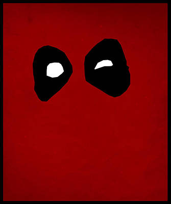 Digital Art - Deadpool by Kyle West