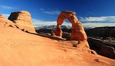 Sean - Delicate Arch in Arches National park by Pierre Leclerc Photography