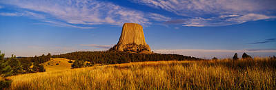 Devils Tower National Monument, Wyoming Art Print
