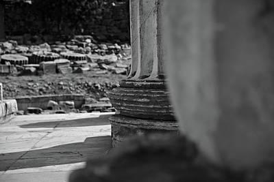 Photograph - Didyma Turkey by Cendrine Marrouat