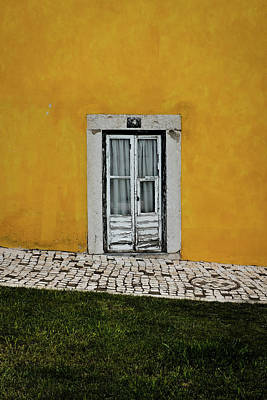 Old Door Photograph - Door No 4 by Marco Oliveira