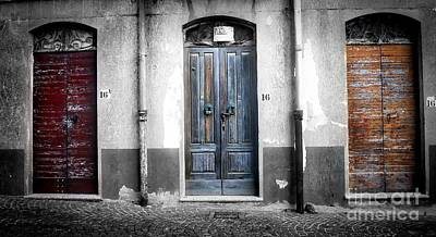 Photograph - 3 Doors Down by Phil Cappiali Jr