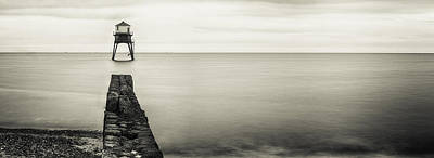 Essex Wall Art - Photograph - Dovercourt Lighthouse by Nigel Jones