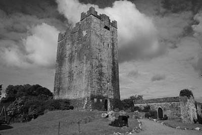 Beautiful Ireland Photograph - Dysert O Dea Castle by John Quinn