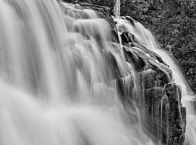 Photograph - Eagle Falls by Martin Gollery