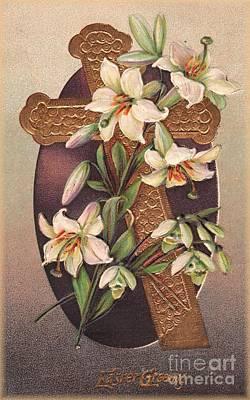 Digital Art - Easter by David and Lynn Keller