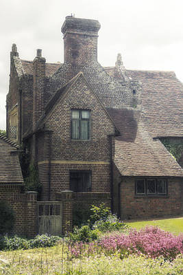 Charming Cottage Photograph - English Cottage by Joana Kruse