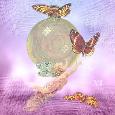 Decoupage Painting - Fantasy by FL collection