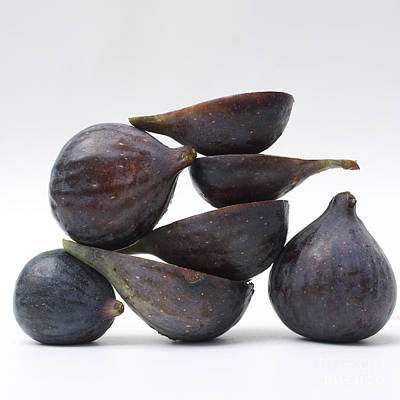 Figs Art Print by Bernard Jaubert