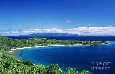 Fiji Wakaya Island Art Print by Larry Dale Gordon - Printscapes