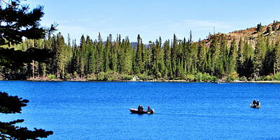 Photograph - Fishing by Marilyn Diaz