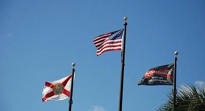 3 Flags Original by Rob Hans