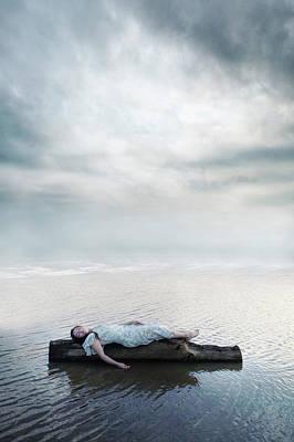 Floating Art Print by Joana Kruse