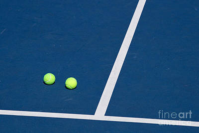 Florida Gold Coast Resort Tennis Club Art Print by ELITE IMAGE photography By Chad McDermott