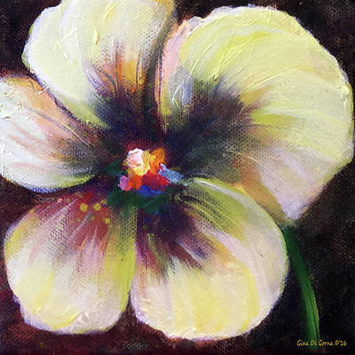 Painting - Flower by Gina De Gorna