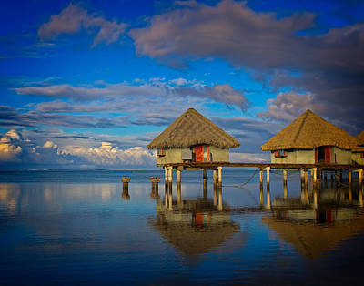 Photograph - French Polynesia by Martin Naugher
