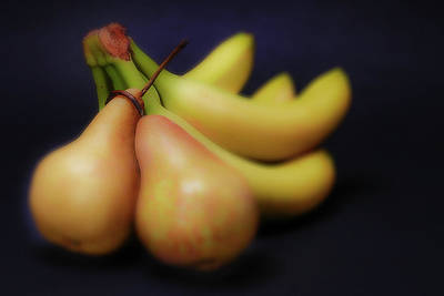 Fruit Stiill Life  Art Print