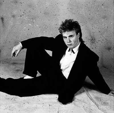 Photograph - Gary Barlow - 30th Anniversary Photographs by Doc Braham