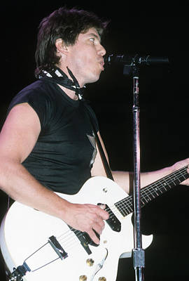Photograph - George Thorogood by Rich Fuscia