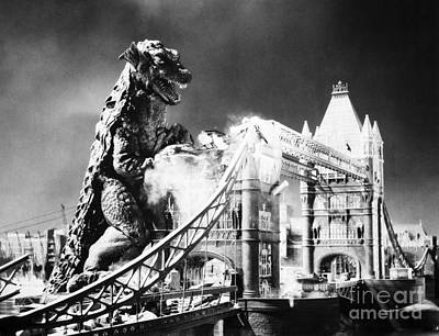 Film Still Photograph - Godzilla by Granger