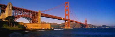 Golden Gate Bridge San Francisco Ca Art Print
