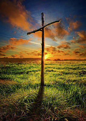 Photograph - Good Friday by Phil Koch