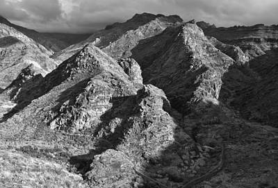 Photograph - Ancient Mountains by Marek Stepan