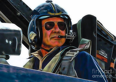 Mixed Media - Harrison Ford Collection by Marvin Blaine
