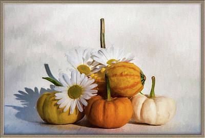 Photograph - Harvest Time by Cathy Kovarik