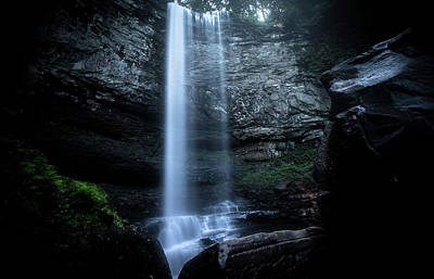 Photograph - Hemlock Falls by Mike Dunn