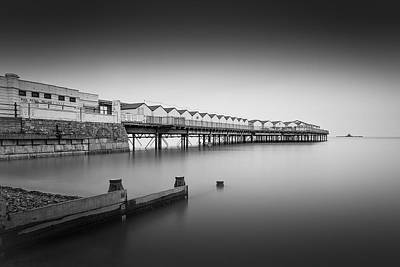 Beach Towns Photograph - Herne Bay Pier,  by Ian Hufton