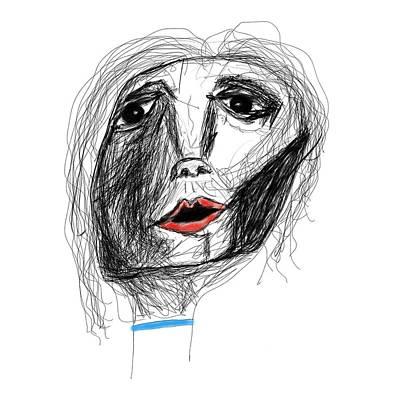 Drawing - Hope by Bill Owen