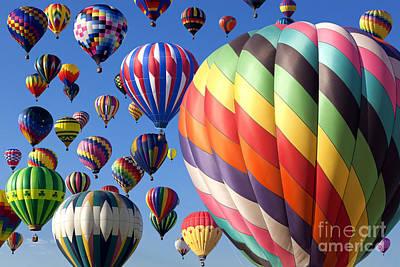 American Milestones - Hot Air Ballooning by Anthony Totah