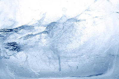 Lake Life - Ice by Les Cunliffe