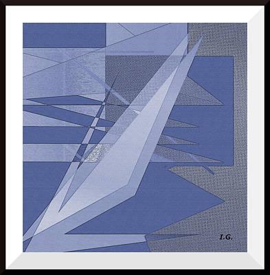 Digital Art - Industry by Iris Gelbart
