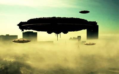 Invasion Digital Art - Invasion Earth By Raphael Terra by Raphael Terra