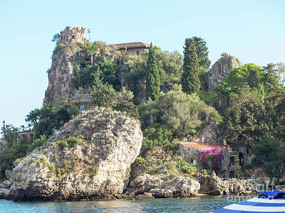 Photograph - Isola Bella by Rod Jones